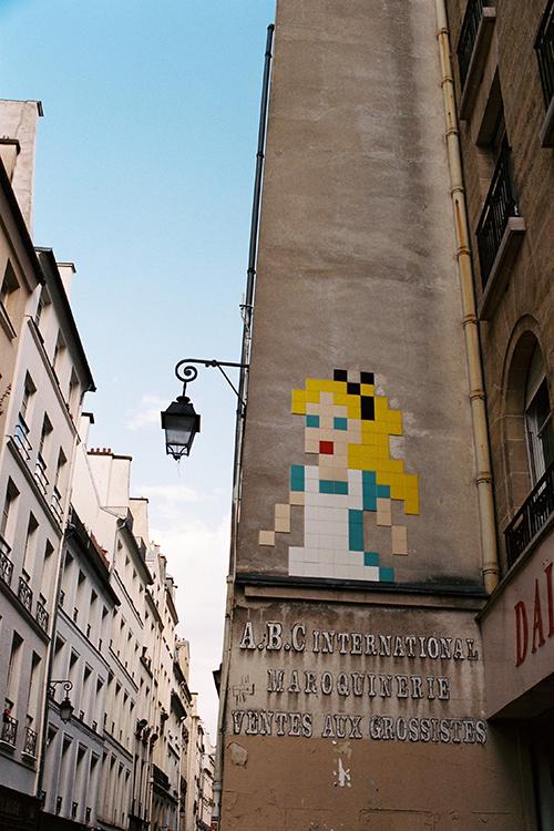 2016, Paris